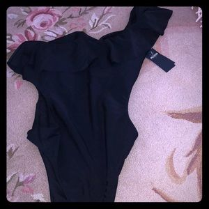 Hollister one piece baiting suit! Brand new!!